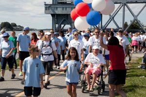ALS Cliffwalk Fundraising Walk