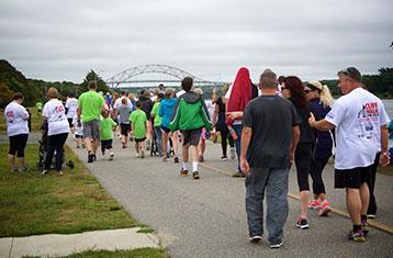Cape Cod ALS Fundraising Walk