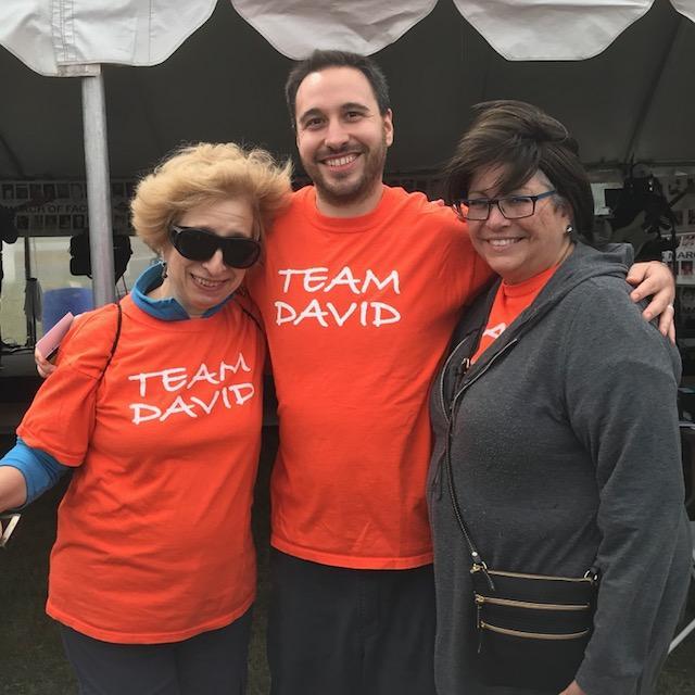 Team David photo