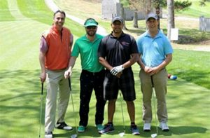 ALS Cape Cod golf tournament