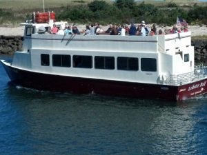 Cape Cod Canal Cruise Boat