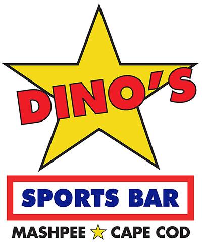 Dinos sports bar logo
