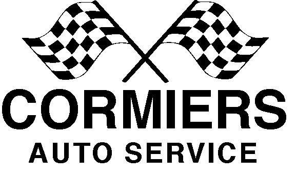 cormiers auto service logo