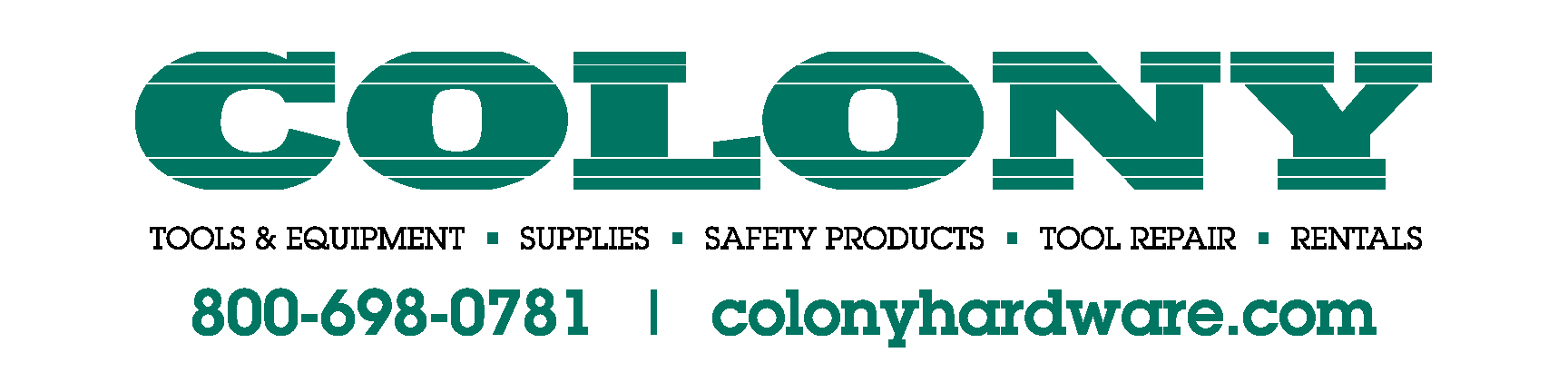 Colony Hardware logo