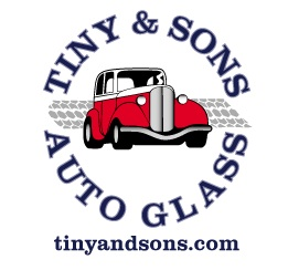 Tiny & Sons Auto Glass logo