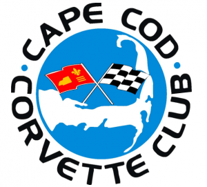 cape cod corvette club logo