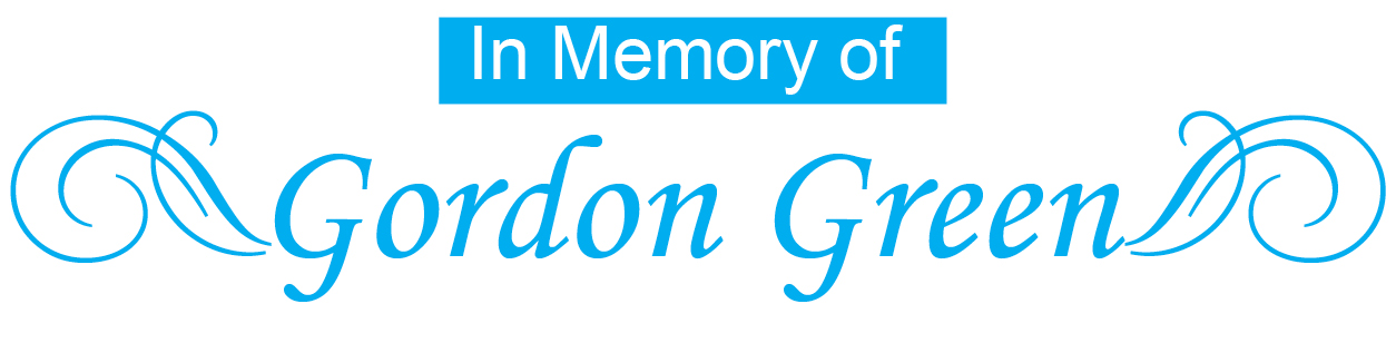 Gorgon Green in memory logo